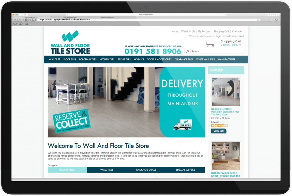 Wall And Floor Tile Store