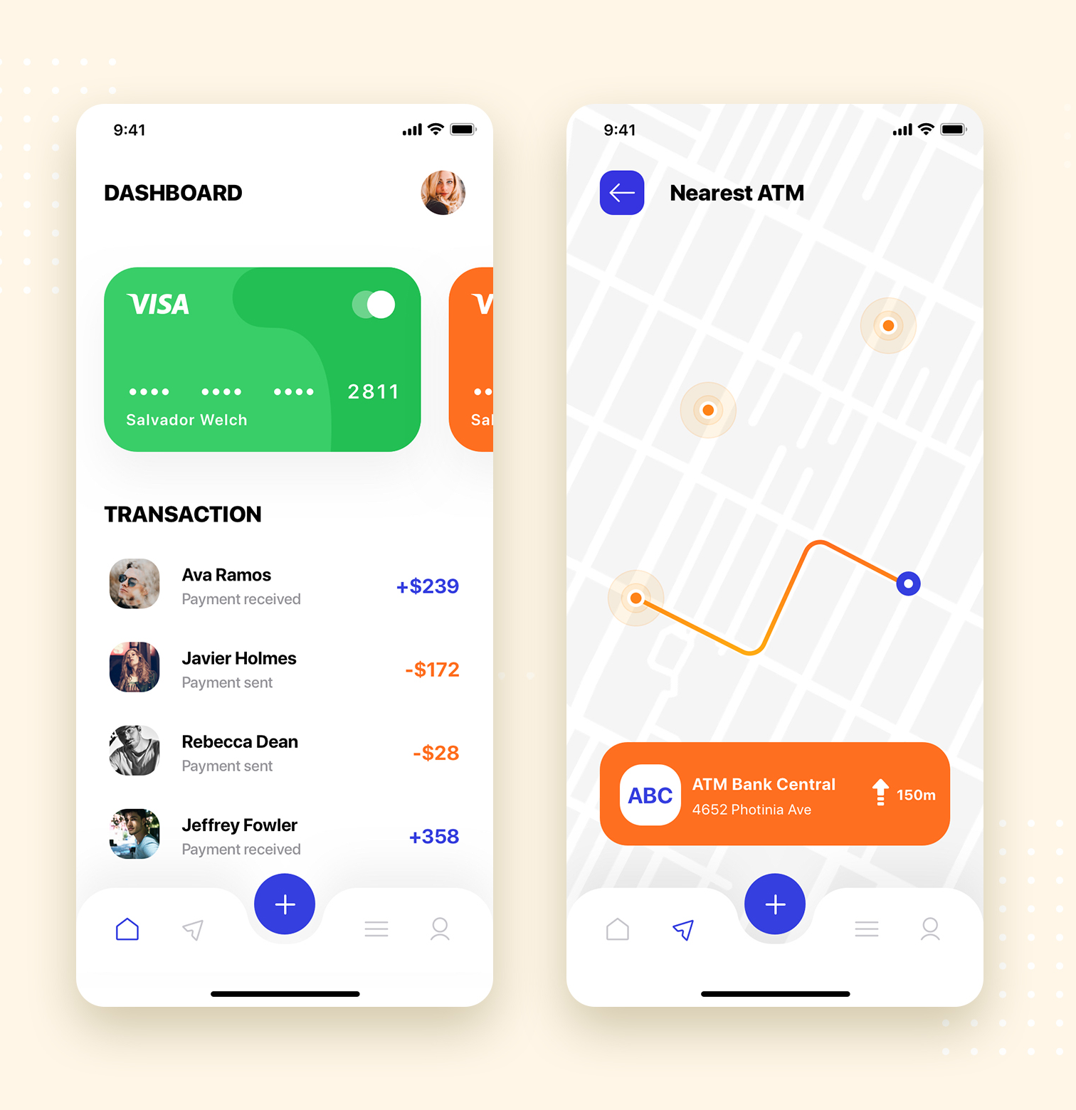 Mobile Application and GUI