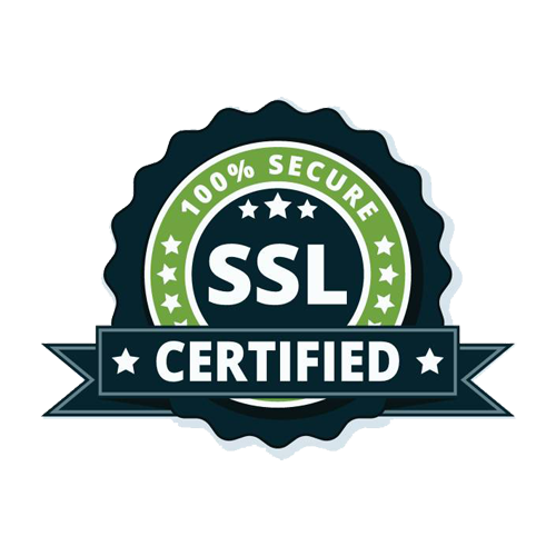 Site secured by SSL